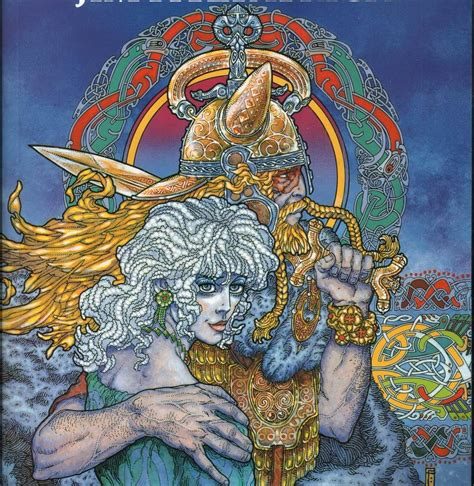 The Mythological paintings of Jim Fitzpatrick, 1985 An ...