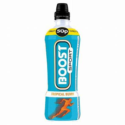 Boost Tropical 500ml Sport Berry Bestway
