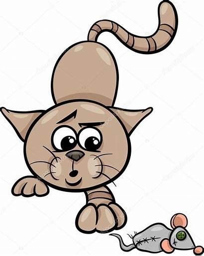 Cartoon Cat Mouse Toy Dessin Souris Topo