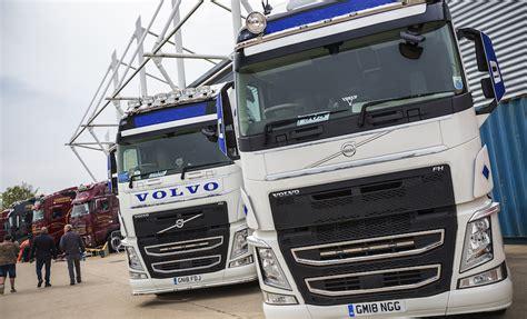 volvo truck range volvo s award winning fh heavy truck range headlines a