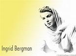Ingrid Bergman - Ingrid Bergman Wallpaper (3834956) - Fanpop