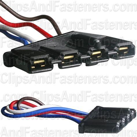 Voltage Regulator Pigtail Connector