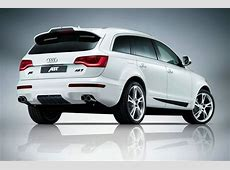 Abt Launches Tuning Package for Audi Q7 Facelift 30 TDI