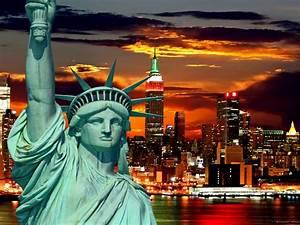 New York City Statue Of Liberty Wallpaper Ftm 0812 1