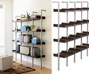 simple wall mounted bookcase With wall mounted bookshelves made from recycled things