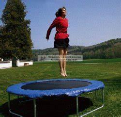 Trampolin Für Den Garten : fun 24 garten trampolin hochwertiges gartentrampolin als ~ Michelbontemps.com Haus und Dekorationen