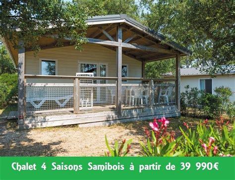 chalet baie de somme chalet r 233 sidentiel acheter votre maison de vacances en baie de somme au parc r 233 sidentiel