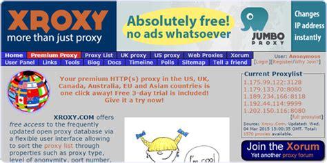 Best Free Proxy Server Sites List 2019 (latest 50+)