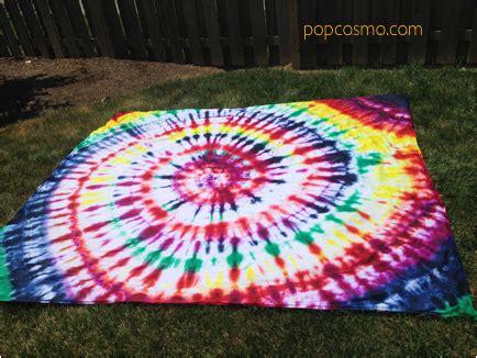 tie dye beach sheet picnic blanket bed sheet