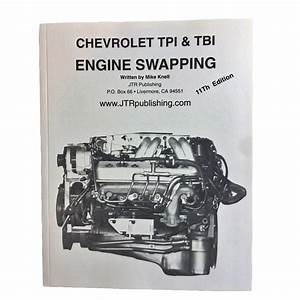 Chevrolet Tpi  U0026 Tbi Engine Swapping  U2013 Jtr Stealth