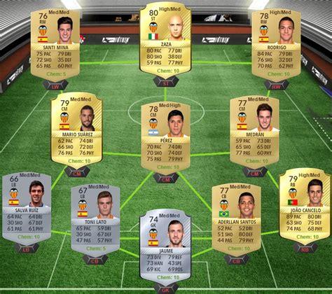 Villareal Cf Squad Building Challenge Fifa 18 Suarez Squad Builder Challenge Completed Cheap