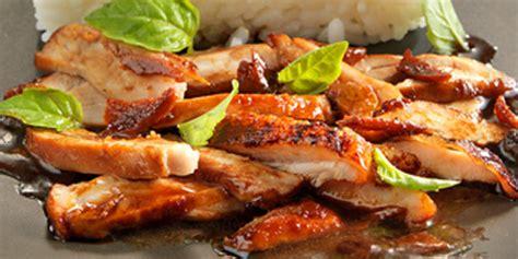 cuisine asie recettes asiatiques poulet