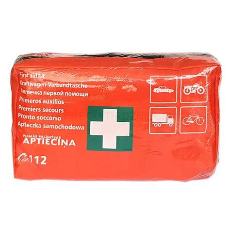Pirmās palīdzības aptieciņa AP029 - Biroja Preču ...