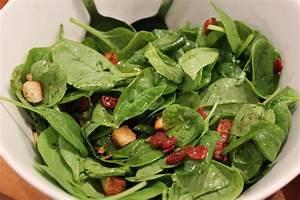 Spinat Als Salat : spinatsalat med bacon og br dcroutoner ~ Orissabook.com Haus und Dekorationen