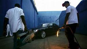 Kanye West and Jay-Z destroy a million dollar Maybach for ...