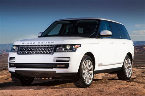 2018 Land Rover Range Rover Supercharged Driven