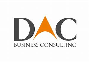 DAC Business Consulting - logo design and corporate identity