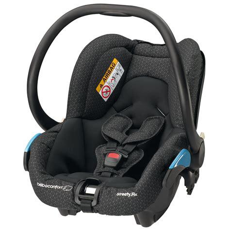 voiture 3 sièges bébé streety fix de bébé confort siège auto groupe 0