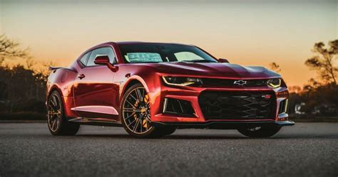 Callaway Unveils SC750 Package For 2021 Camaro ZL1 With ...