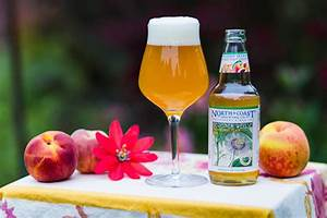 North Coast Releases Passion Peach Berliner Weisse In Time ...