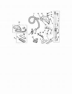 116 26312605 Kenmore Canister Vacuum Cleaner Manual
