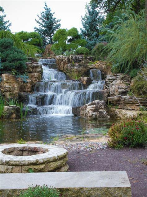 Aquascape Waterfall Stream