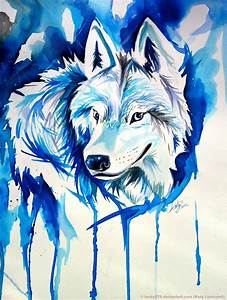 Ice Wolf Anime | www.pixshark.com - Images Galleries With ...