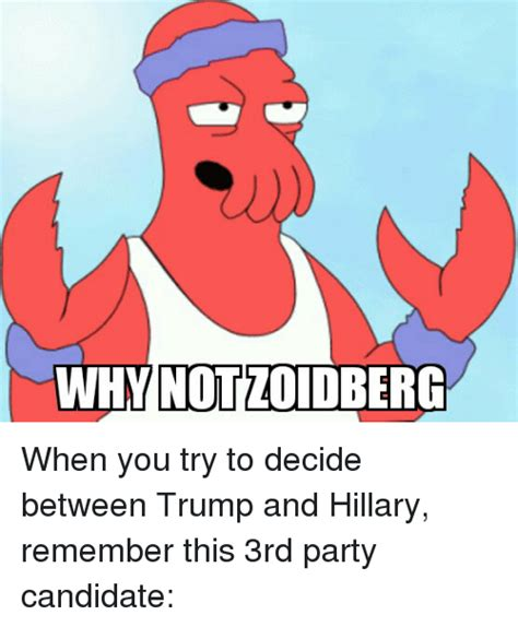 Funny Zoidberg Memes of 2017 on SIZZLE | Ðÿ'