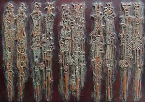 GOOD GOVERNANCE by Bruce Onobrakpeya on artnet
