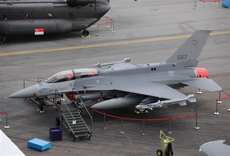 F-16 Upgrade Contenders Dogfight in Singapore | Defense ...