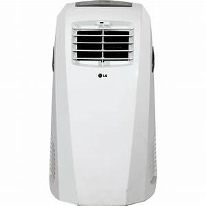 Lg Lp1013wnr 10 000 Btu Portable Air Conditioner    Auto Evaporation System 48231368667