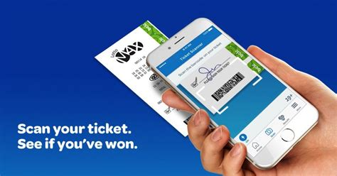 scan lottery tickets at home bclc lotto iphone and app lets you scan and check