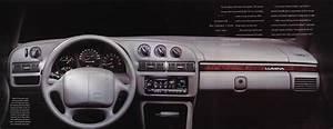 1995 Chevrolet Lumina Brochure