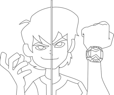 Ben 10 Omniverse Free Coloring Pages On Art Coloring Pages