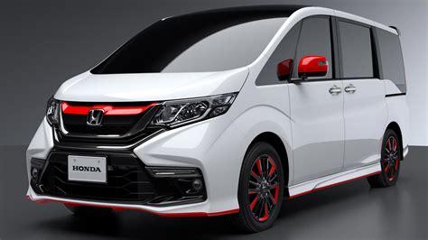 Honda Previews Three Customized Minivans For Tokyo Auto