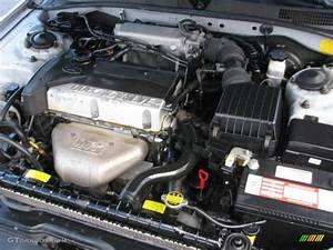 2001 Hyundai Sonata Standard Sonata Model Engine Photos