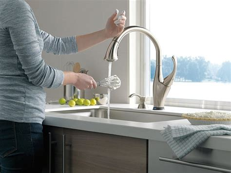 best place to buy kitchen sinks delta 9192t touchless faucet review an amazing faucet 9192