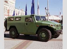 Chinese release copycat Humvee