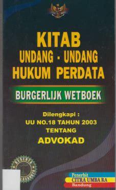 Buku Ajar Hukum Perdata untitled document jdih pom go id