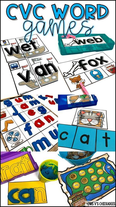 cvc words   simple steps  images cvc words