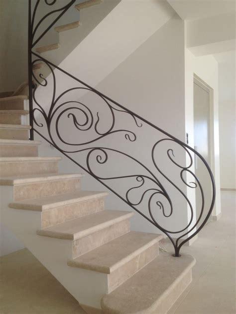 courante escalier fer forge atlub