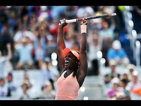 2017 us open sloane stephens r4 press conference
