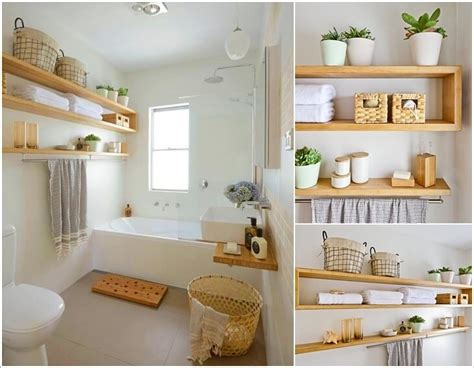 Bathroom Wall Storage Ideas by Create Storage On Your Bathroom Wall