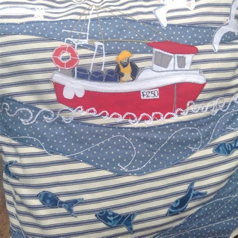 Fishing Boat Quilt by 177 Best Images About Quilt Idee 235 N Voor Boys On