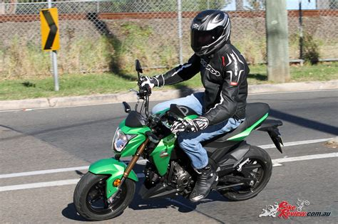 Modification Kawasaki Z125 Pro review 2017 kawasaki z125 pro bike review
