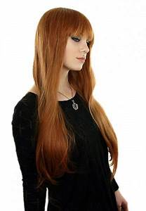 Lange Glatte Haare : lange per cke gerader pony glatte haare nat rlich prettyland wig farbwahl ebay ~ Frokenaadalensverden.com Haus und Dekorationen