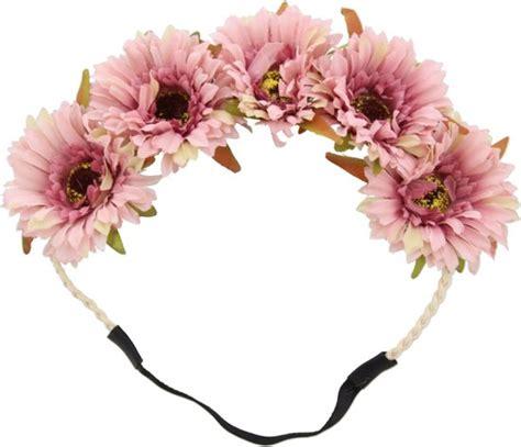 bloemen op ibiza bol ibiza hoofdbandje met grote roze bloemen erop