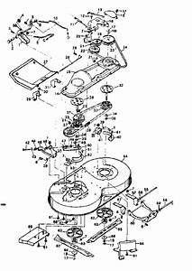 Craftsman Riding Lawnmower Parts