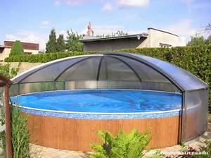 Zastřešení bazénů azuro