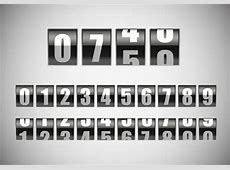 Free Counter With Number Vector Download Free Vector Art